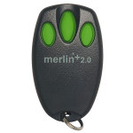 Merlin E945M - Replacement Garage Door Remote  All Zappas Garage Door Remotes Australia